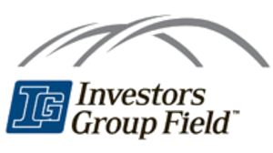 Investors Group Field - Image: Investors Group Field logo