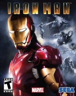 <i>Iron Man</i> (video game)