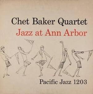 Jazz at Ann Arbor - Image: Jazz at Ann Arbor