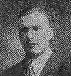 Jimmy Hodson (footballer) - Hodson while with Brentford in 1920.