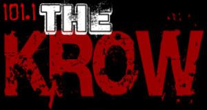 KROW - Image: KROW FM radio logo
