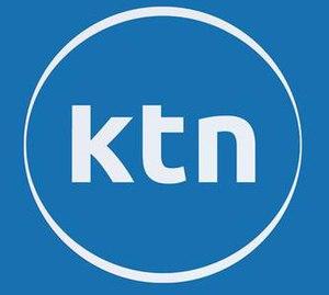 Kenya Television Network - Image: KTN.2014 present logo