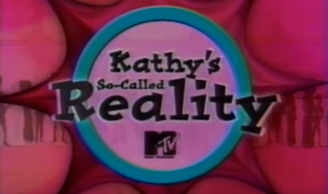 Kathy's So-Called Reality - Image: Kathys So Called Reality logo