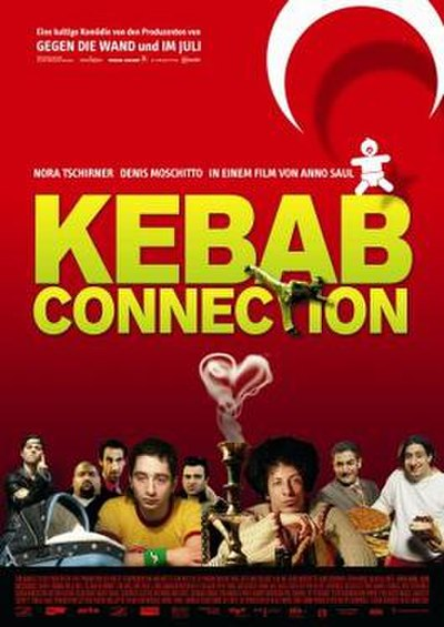 Picture of a movie: Kebab Connection