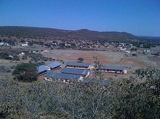 Kgomokasitwa - Image: Kgomokasitwa Primary School