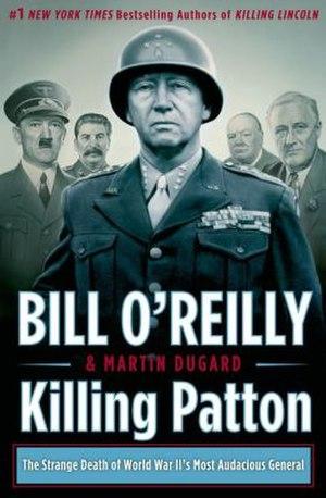 Killing Patton - Image: Killing Patton cover