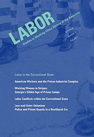 Labor (journal) - Image: Labor journal low res cover