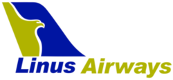 Linus Airways logo.png