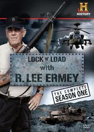 Lock n' Load with R. Lee Ermey - Lock N' Load with R. Lee Ermey DVD cover
