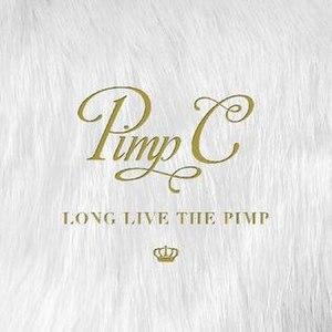 Long Live the Pimp - Image: Long live the pimp cover