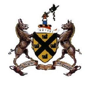 Baron of Loughmoe - The arms of the Baron of Loughmoe