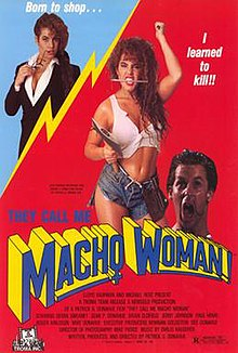 they call me macho woman wikipedia