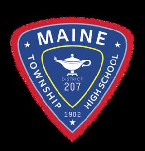 Maine Township High School District 207 - Image: Maine Twp HS Dist 207logo
