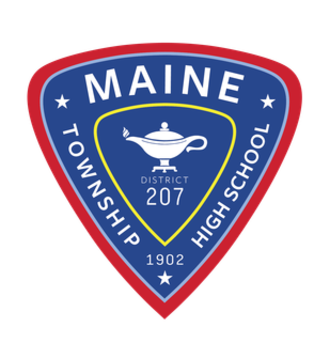 Maine Township High School District 207 - Image: Maine Twp HS Dist 207logo