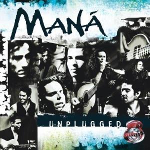 MTV Unplugged (Maná album) - Image: Maná MTV Unplugged cover