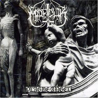 Plague Angel - Image: Marduk Plague Angel