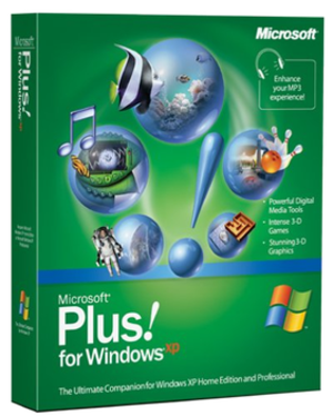 Microsoft Plus! - Image: Microsoft Plus for Windows box