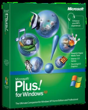 Microsoft Plus!