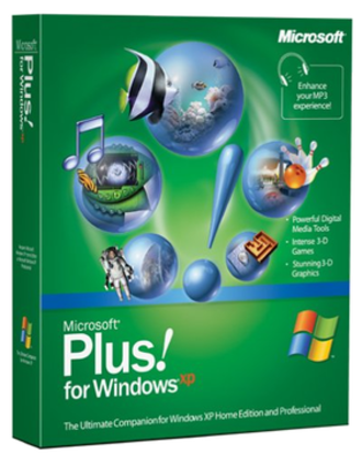 Microsoft Plus! - Image: Microsoft Plus for Windows box