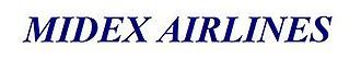 Midex Airlines - Image: Midex Logo