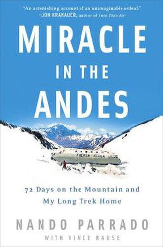 Miracle in the Andes - Hardcover edition