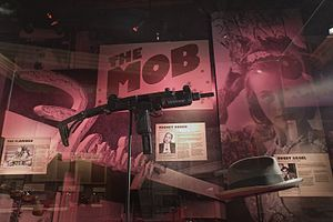 National Museum of Crime & Punishment - Image: Mob Gallery