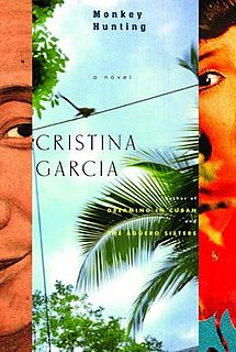 <i>Monkey Hunting</i> novel by Cristina García