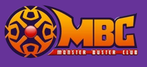 Monster Buster Club - Image: Monster Buster Club Logo