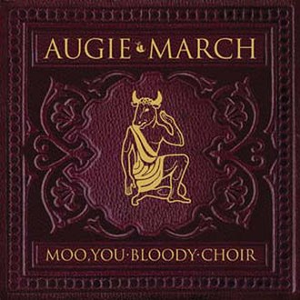 Moo, You Bloody Choir - Image: Moo You Bloody Choir Cover