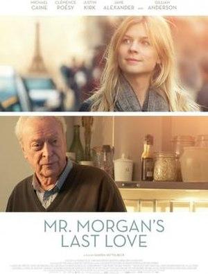 Mr. Morgan's Last Love - Theatrical release poster