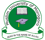 Muslim University of Morogoro Logo.png