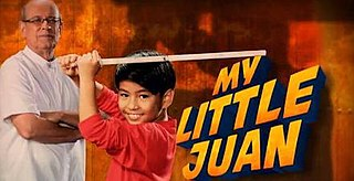 <i>My Little Juan</i> television series
