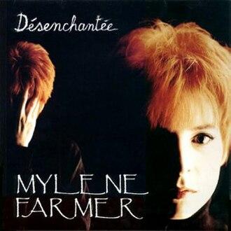 Désenchantée - Image: Mylene Farmer Desenchantee (cover)