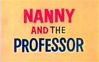 Nanny and the Professor - Image: Nanny and the Professor