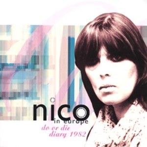 Do or Die: Diary 1982 - Image: Nicodoordie