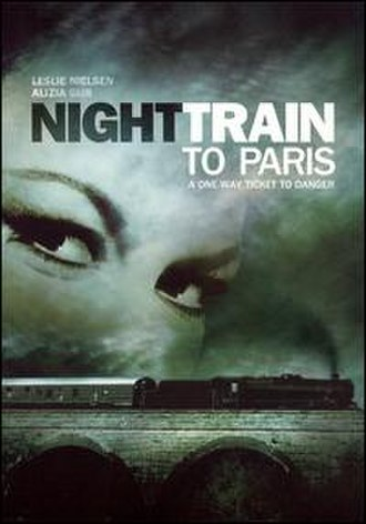Night Train to Paris - DVD Cover