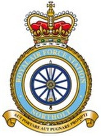 RAF Northolt - Ready to carry or to fight