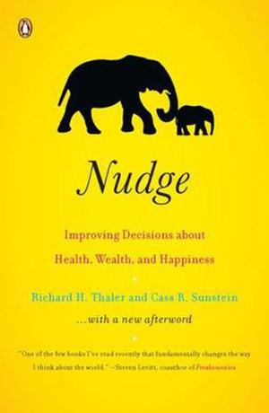 Nudge (book) - Image: Nudge cover