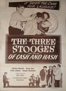 <i>Of Cash and Hash</i> 1955 film by Jules White