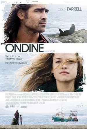 Ondine (film) - Promotional movie poster for the film