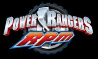 Power Rangers RPM