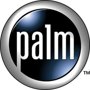 Palm, Inc. - Palm logo, 2000-2004