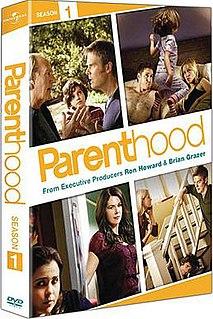 <i>Parenthood</i> (season 1) season of television series