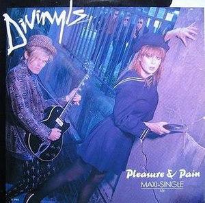 Pleasure and Pain (song) - Image: Pleasureandpain Divinyls 1985