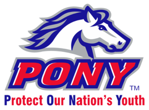 PONY Baseball and Softball - Image: Pony League logo