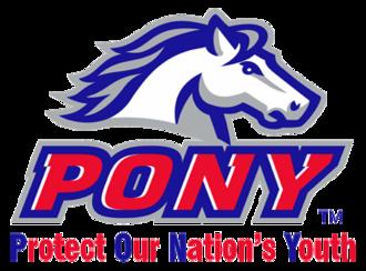 PONY Baseball and Softball - Image: Pony League logo