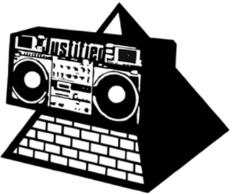 The KLF - The Pyramid Blaster – the logo of KLF Communications