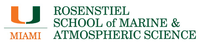 The Rosenstiel School of Marine and Atmospheric Science's logo