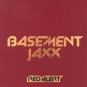 Red Alert (song) - Image: Red alert (single)