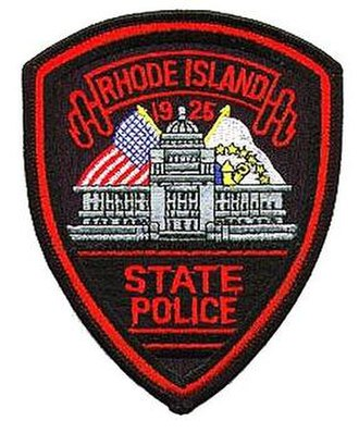 Rhode Island State Police - Image: Rhode Island State Police